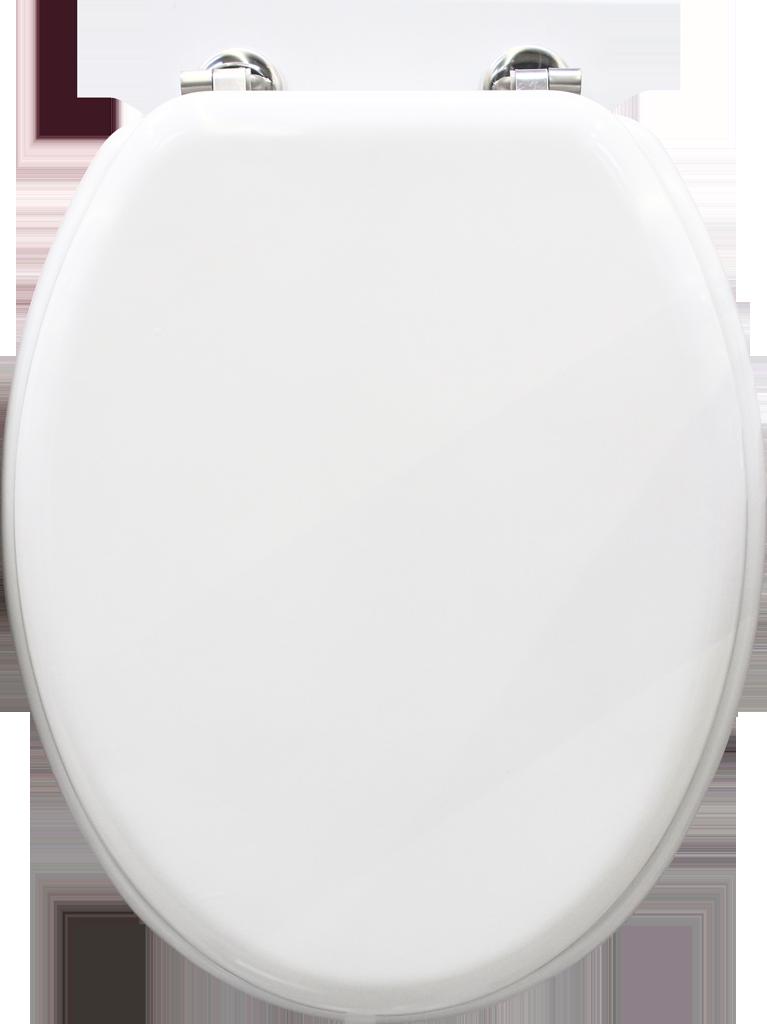 Soldes CARREFOUR HOME - Abattant WC - Blanc - BT-028WDP - pas cher ...