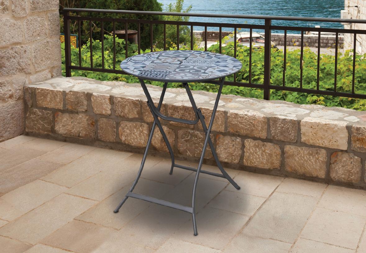 Best Achat Table De Jardin Mosaique Contemporary - Design Trends ...