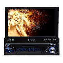AUNA - MVD-260 Autoradio DVD USB SD AUX MP3 A/V Bluetooth