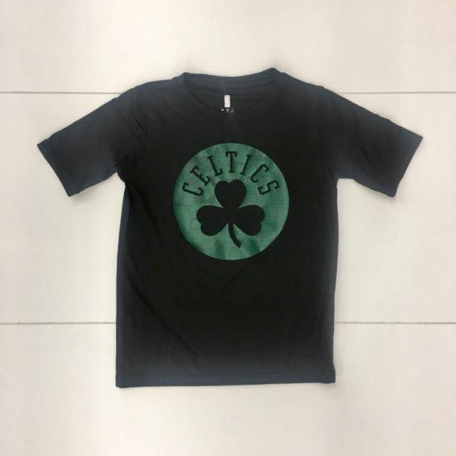 41ffd6583943b Nba - T-shirt Boston Celtics Defensive dry tek pour enfant noir Taille - Xl  165-175cm - pas cher Achat   Vente Tee shirt enfant - RueDuCommerce