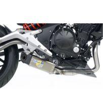 LeoVince - Kawasaki Er6 N F 2012 2016 ligne complète Underbody EvoII pot d'échappement 8579