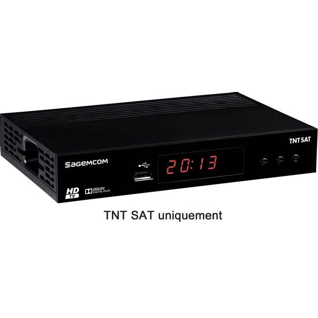 SAGEMCOM - Récepteur de télévision DS81 HD