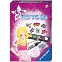 RAVENSBURGER - SO STYLY - Kit créatif Tattoos - 18286