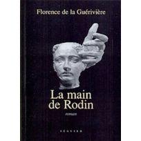 Seguier - La main de Rodin