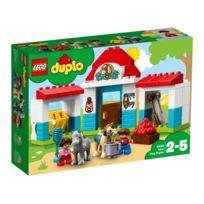 Lego - 10868 Duplo® Ville™ : Le poney-club de la ferme