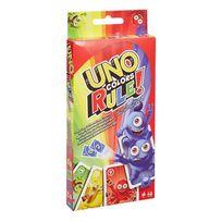 Mattel Jeux - Uno couleurs partie