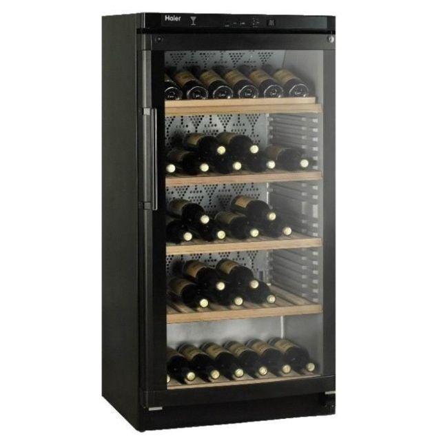 haier - jc-298ga cave a vin de vieillissement - pas cher achat
