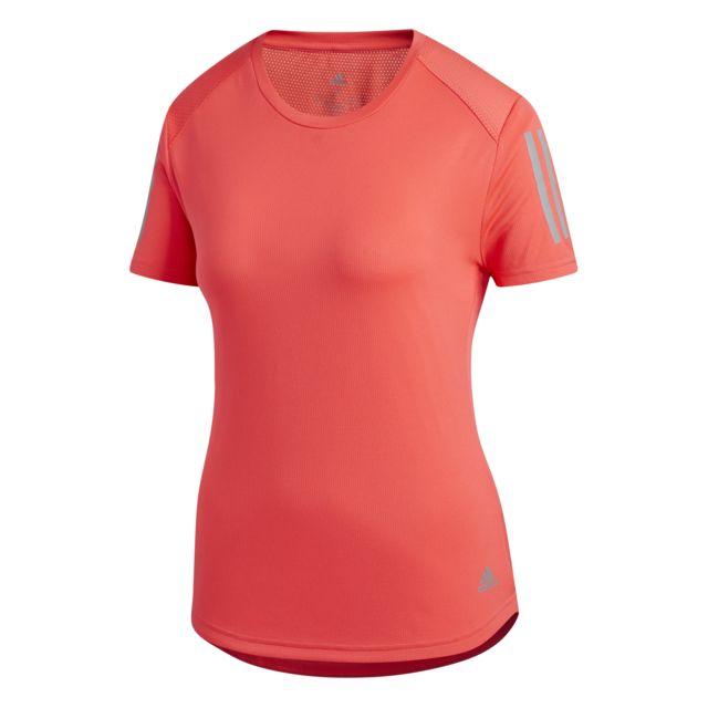 Vraiment Pas Cher adidas Femme Own The Run Tee T shirt
