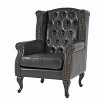 fauteuil oreille Achat fauteuil oreille pas cher Rue du merce