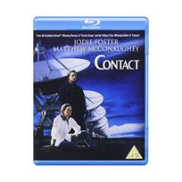 Warner Home Video - Contact Blu-ray, Import anglais