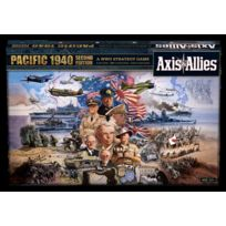 Avalon Hill - Jeux de société - Axis & Allies Pacific : 1940 Seconde Edition
