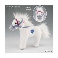 Miss Melody - Peluche musicale - 48738A