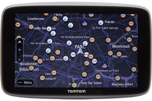GPS GO Professional 6200