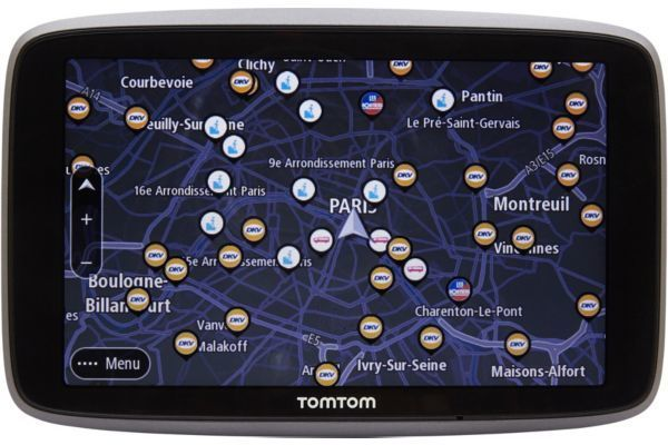 tomtom gps go professional 6200 achat vente gps europe pas cher rueducommerce. Black Bedroom Furniture Sets. Home Design Ideas