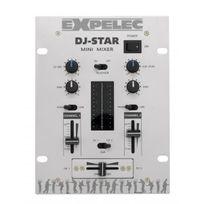 Expelec - Dj.STAR Table de mixage mini mixer