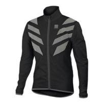 Sportful - Veste réfléchissante Reflex Jacket noir