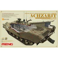 Meng - Maquette Véhicule Militaire : Transport de troupes israéliennes Achzarit