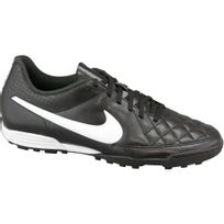 Nike - Tiempo Rio Ii Tf 631289-010 Homme Chaussure de football Noir