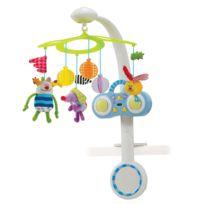 Taf Toys - Mobile lumineux et musical : Stéréo Mp3