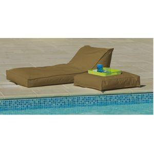 homemaison matelas bain de soleil camel pas cher achat. Black Bedroom Furniture Sets. Home Design Ideas