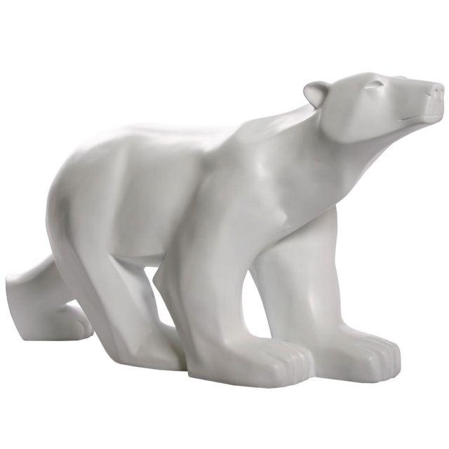 Parastone Statue L'ours Blanc de François Pompon 65 cm