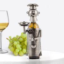 marque generique porte bouteille imitation costume de chef cuisinier dcoration cuisine - Porte Bouteille Cuisine