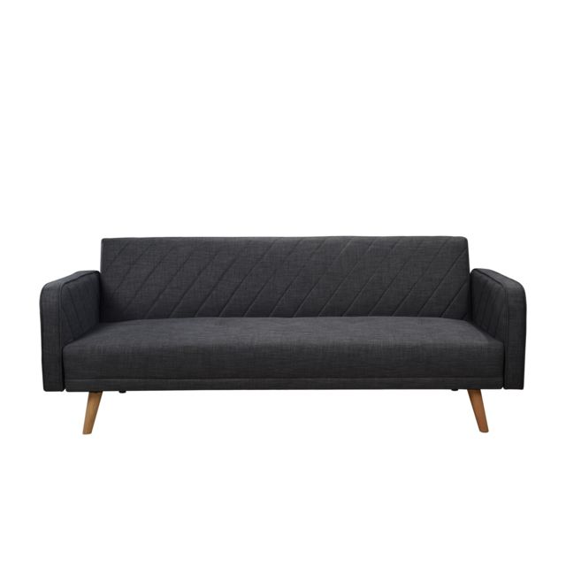 bestmobilier chili canap clic clac scandinave 3. Black Bedroom Furniture Sets. Home Design Ideas