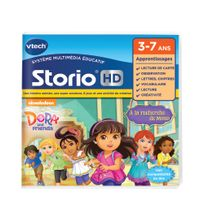 Vtech - Jeu Hd pour tablettes Storio : Dora and Friends - 272905