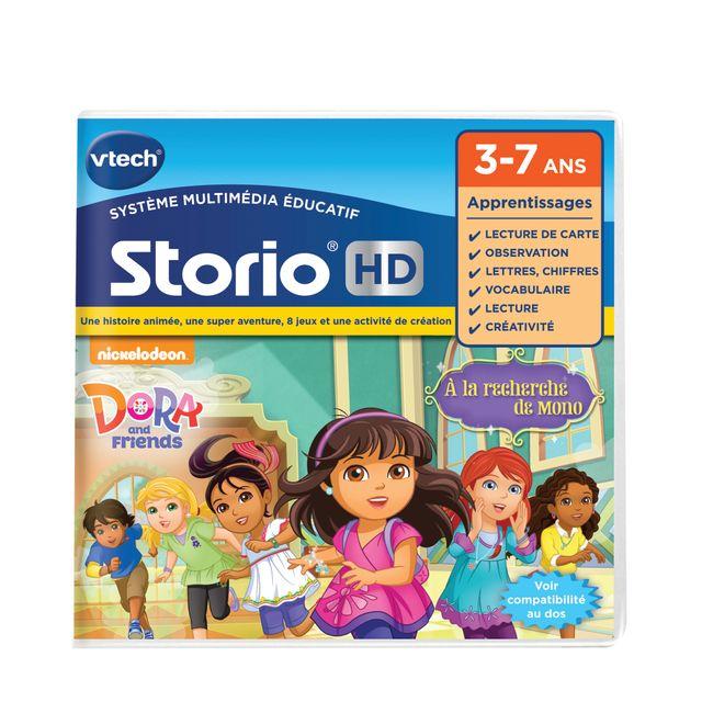 VTECH Jeu HD pour tablettes Storio : Dora and Friends - 272905