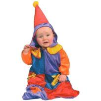 Funny Fashion - Deguisement Enfant Sac Clown 1 An - Costume - Fille -  Garcon - fc724c2ba35