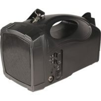Bst - Port4bt-H - Sono portable avec micro tête, entrée usb et bluetooth