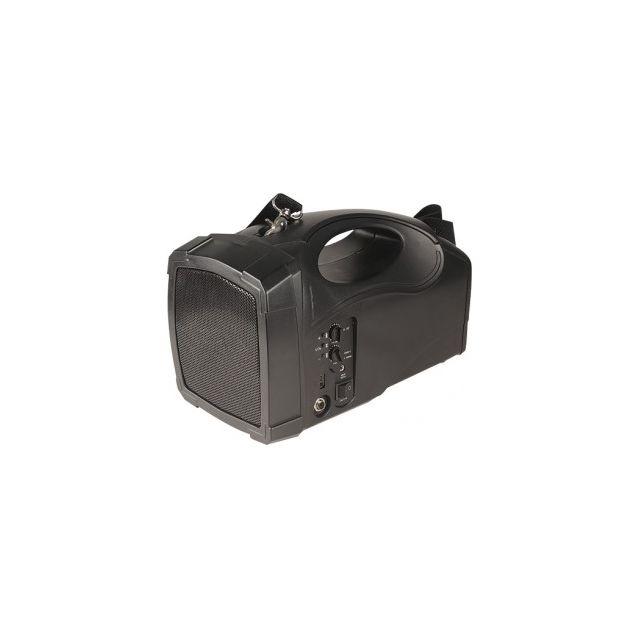 Bst Port4bt-H - Sono portable avec micro tête, entrée usb et bluetooth