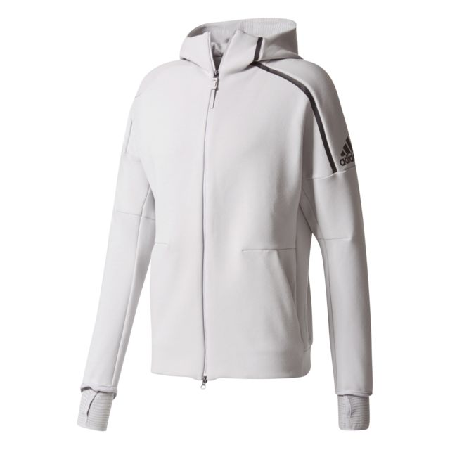 Adidas - Veste Z.N.E. Pulse - pas cher Achat   Vente Tee-shirts ... 2203cc1a336
