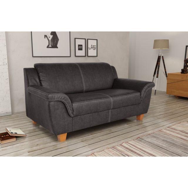 Rocambolesk Canapé Latina Lux 2 Kos 07 antr sofa divan