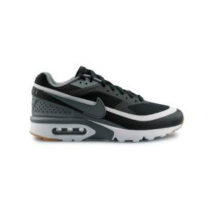 Basket mode - Sneakers NIKE Air Max BW Ultra Noir Gris 819475 008 NxUvcfYg