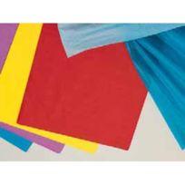 Marque Generique - pochette de 5 feuilles de papier de soie 20 g / feuille - 50 x 70 cm - vert gazon