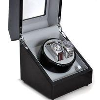 KLARSTEIN - Watchwinder coffret remontoir 2x montres automatiques