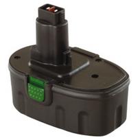 AKKU POWER GMBH BATTERIEN - Batterie DEWALT - AKKU POWER - DE9039 - 18V - 3 Nimh - RB316