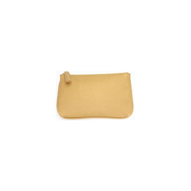 dbd7cf3a8e Paquetage - Pochette / Portefeuille Paquetage Doré Bl Gold Similicuir Bl-060