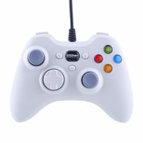 Auto-hightech - Manette de jeux Usb Interface Dual Shock Pc Plug and Play