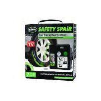 Slime - Safety Spair - Voiture - Bombe anticrevaison et gonfleur