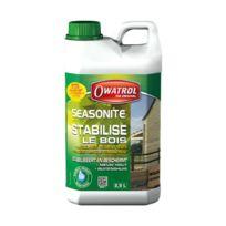 Owatrol - Protection pour bois neuf - Seasonite - 2.5 L