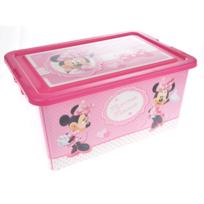 Mercier Toys - Minnie - Boite de rangement 35 L