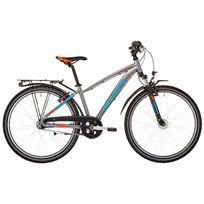 Vermont - Vélo Enfant - Madoc 26 Nx - Vélo junior - gris/bleu