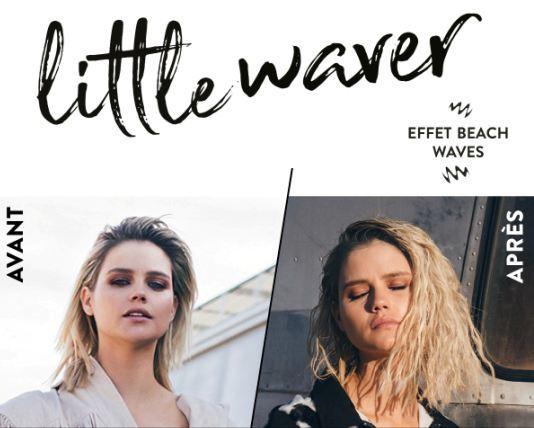 Fer à onduler Little Waver