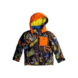 quiksilver veste de ski enfant little mission kids jacket multicolore pas cher achat vente. Black Bedroom Furniture Sets. Home Design Ideas