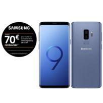 Samsung - Galaxy S9 Plus - 64 Go - Bleu Corail
