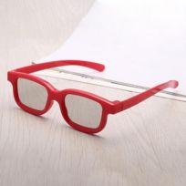 c35368a908 Wewoo - Théâtre non polarisé de type par plastique universel en verre film  3D consacré au