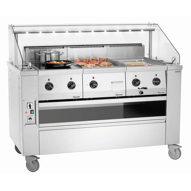 Bartscher Cooking station Kst3340 Plus