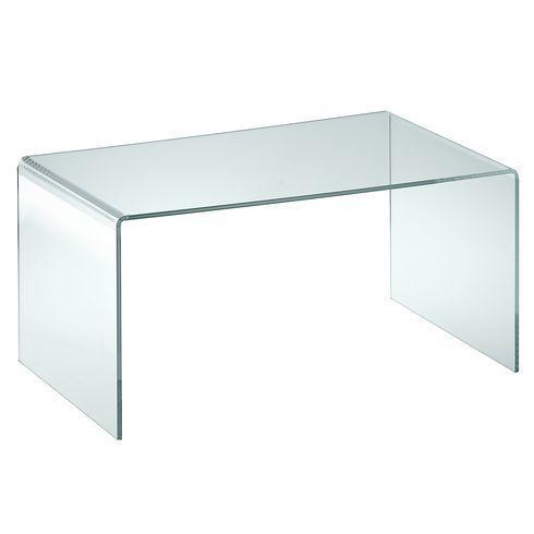 table basse en plexiglass pas cher achat vente bureaux rueducommerce. Black Bedroom Furniture Sets. Home Design Ideas
